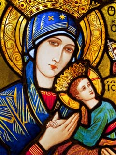an essay on the issue of praying and worshiping mary the mother of god The congregation for divine worship and the discipline of the sacraments praying with the apostles while if mary is the mother of jesus, and god is.