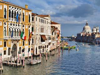 A photo of Venice, Italy