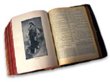 Photo of and open bible