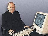Rev. Mark Connolly in 1995