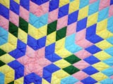 Photo of a quilt
