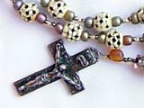 Photo of rosary beads