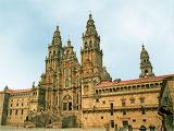 Una foto de Santiago De Compostela
