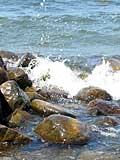 Water on Rocks
