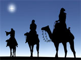 Image of the three wisemen